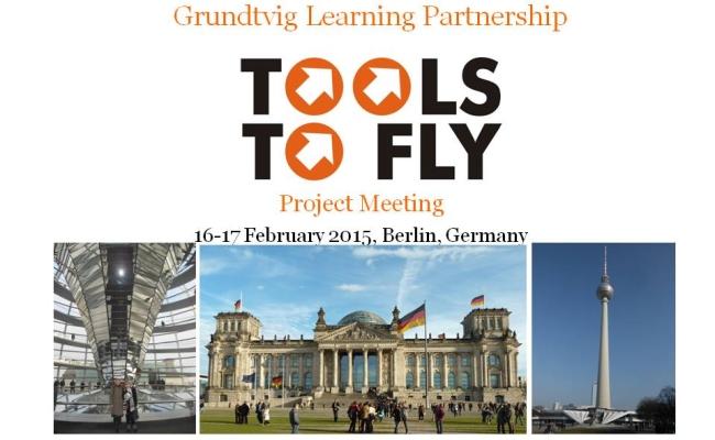 Podsumowanie realizacji projektu podczas spotkania w Berlinie